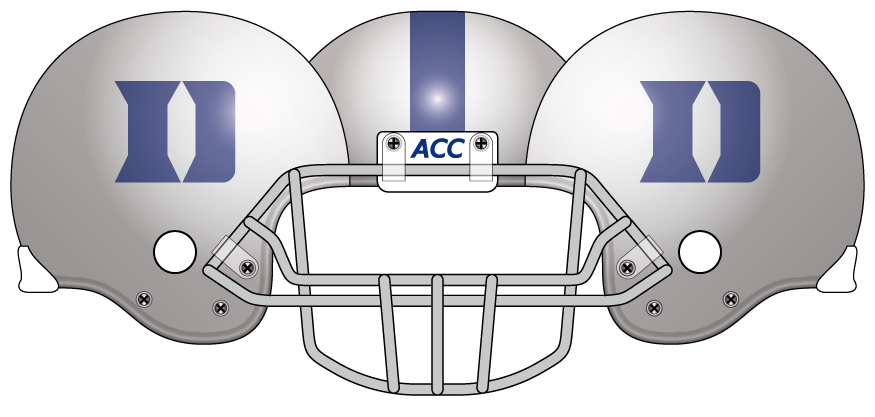 Duke 2010 White Helmet