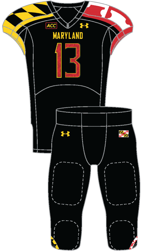 Maryland 2013 Pride Black