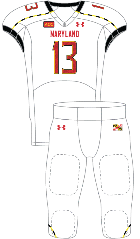 Maryland 2013 White