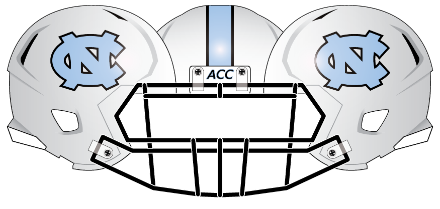 North Carolina 2013 White Helmet