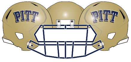 pittsburgh 2005 Helmet Gold